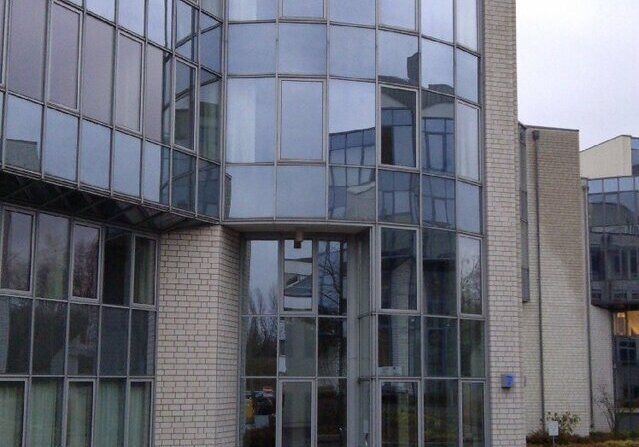 Picture of the building © WISOTECH RWTH